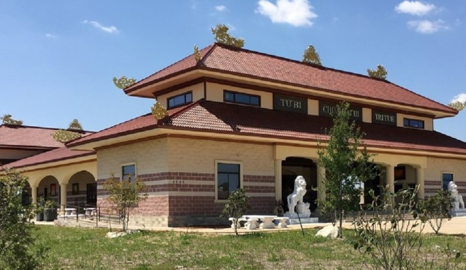 DAI BAI BUDDHIST TEMPLE-PlANO, TX